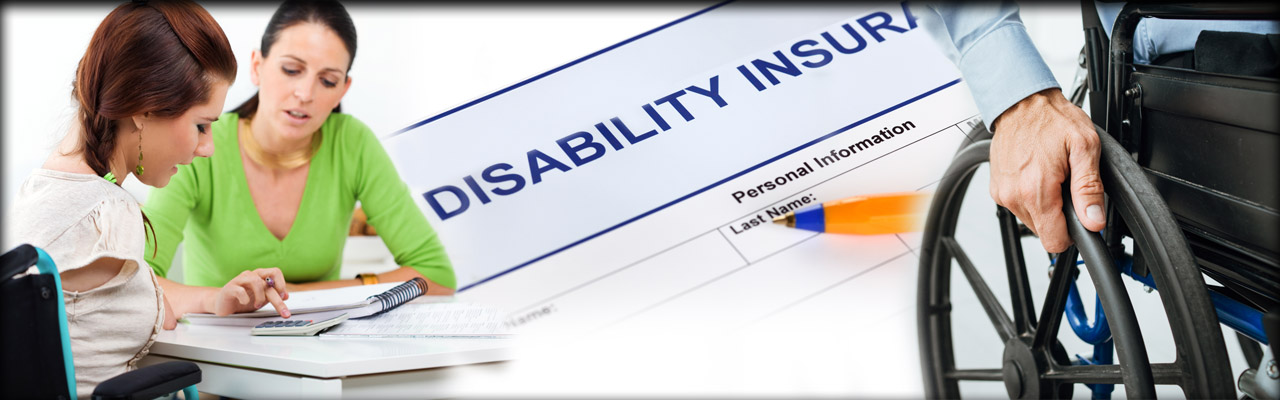 Disability insurance header
